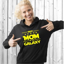 Best mom galaxy (T-Shirt / Sweat) Mãe