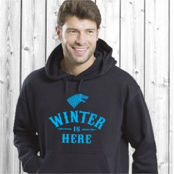 Winter is here (T-Shirt / Sweat)