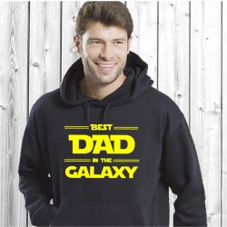 Best dad in galaxy (T-Shirt / Sweat) Pai