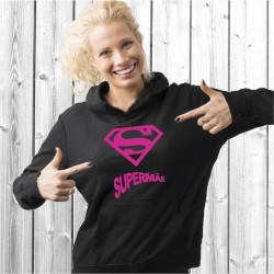 Super Mãe  (T-Shirt / Sweat)
