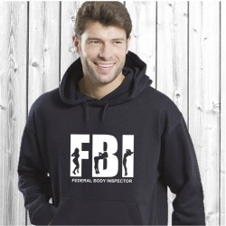 FBI Federal Body Inspector (T-Shirt / Sweat)