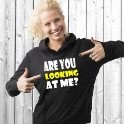 Are you looking at me (T-Shirt / Sweat)