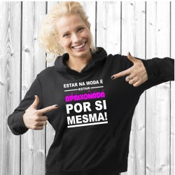 Estar na moda é estar apaixonada (T-Shirt / Sweat)