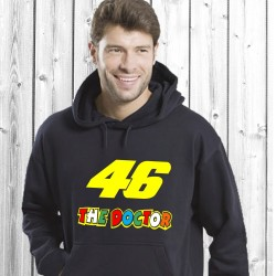 46 The Doctor, Valentino Rossi (T-Shirt / Sweat)