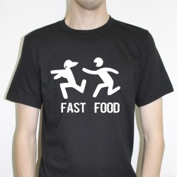 Fast Food (T-Shirt / Sweat)