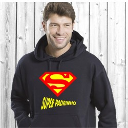 Super padrinho (T-Shirt / Sweat)