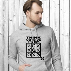 Think outside the box (T-Shirt / Sweat)