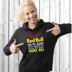 RedBull dá-te asas  (T-Shirt / Sweat)