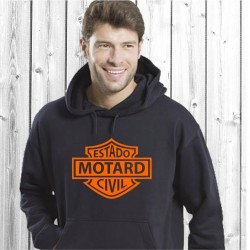 Motard estado civil (T-Shirt / Sweat)