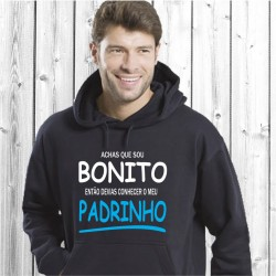 Padrinho Bonito (T-Shirt / Sweat)