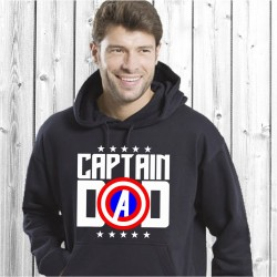 Captain Dad - Dia do Pai